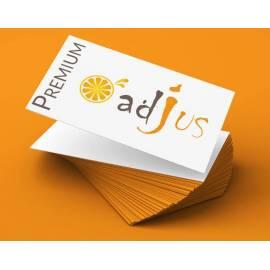 Carte Jus d'Hor Premium